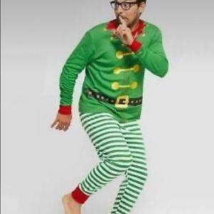 Wonder shop elf big man sleepwear